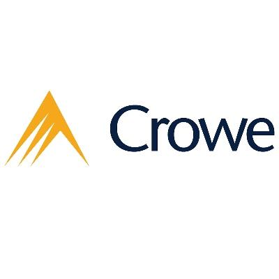 logotipo de la empresa Crowe Foederer