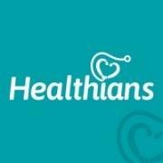 Healthians logo