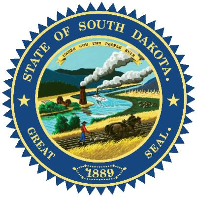 South Dakota State Government logo