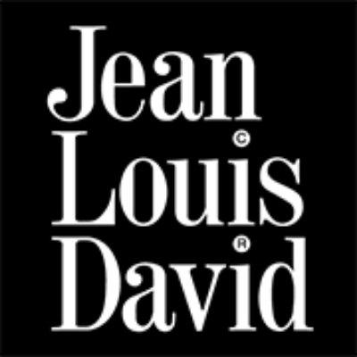 logotipo de la empresa Jean Louis David