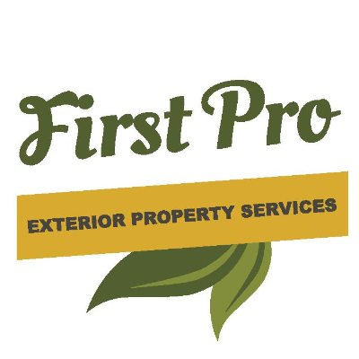 First Pro Exterior Property Services logo