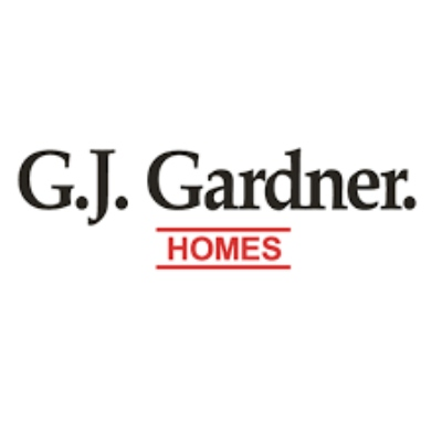 GJ Gardner Homes logo