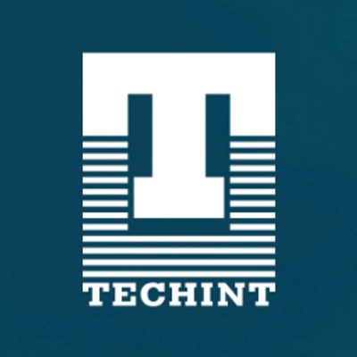 logotipo de la empresa Techint