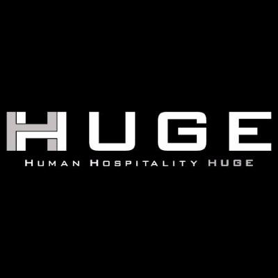 株式会社HUGEのロゴ