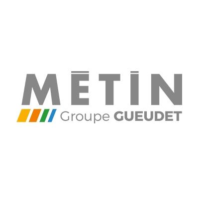 Logo Métin Groupe Gueudet
