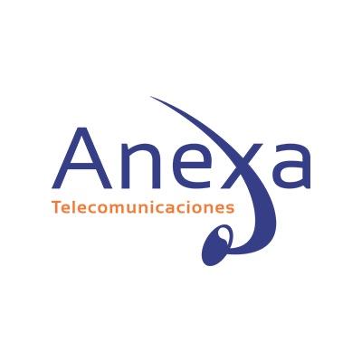 logotipo de la empresa Anexa Telecomunicaciones