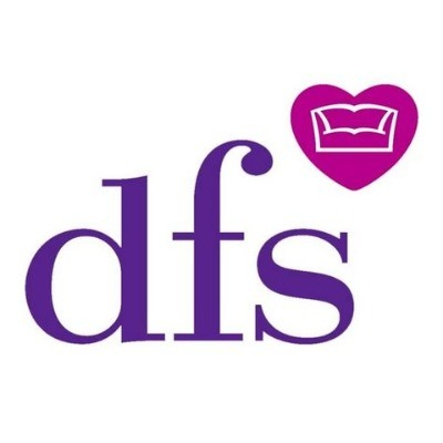 DFS Furniture Stores logo