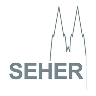 Dipl.-Kfm. H.-R. SEHER Immobilien- und Verwaltungsgesellschaft mbH-Logo