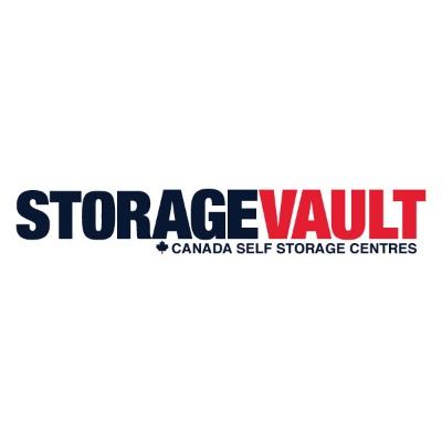 Logo StorageVault Canada Inc.