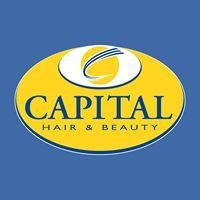 Capital Hair and Beauty logo
