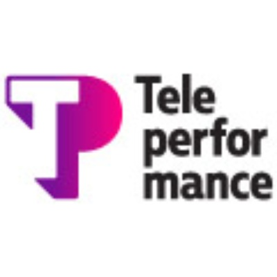 Logo van Teleperformance