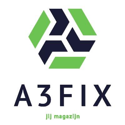 Logo van A3fix