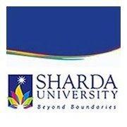 Sharda University logo