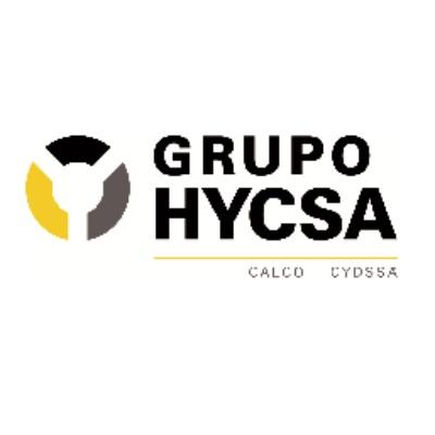 logotipo de la empresa Grupo Hycsa