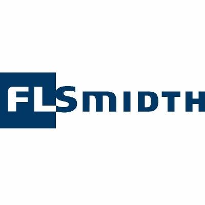 logotipo de la empresa FLSmidth