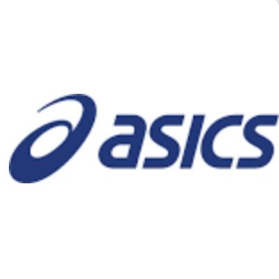株式会社アシックスのロゴ