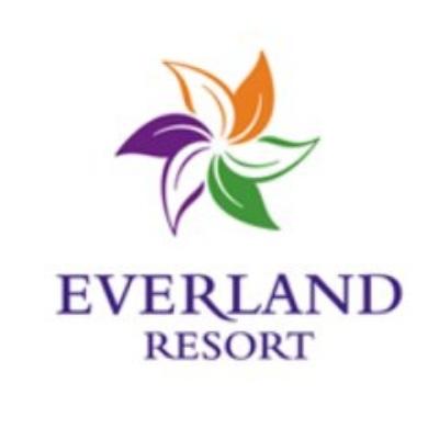 에버랜드 리조트 logo