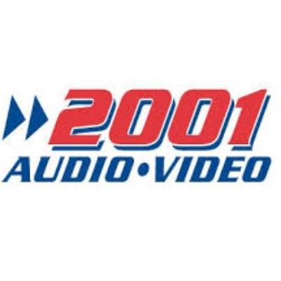 Logo 2001 Audio Video