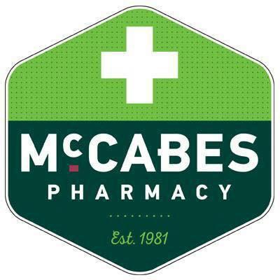 McCabes Pharmacy logo