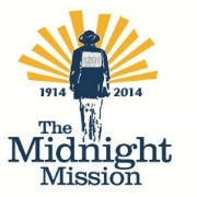The Midnight Mission logo