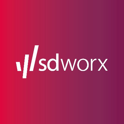 SD Worx Staffing Solutions logo