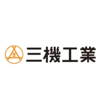 三機工業のロゴ