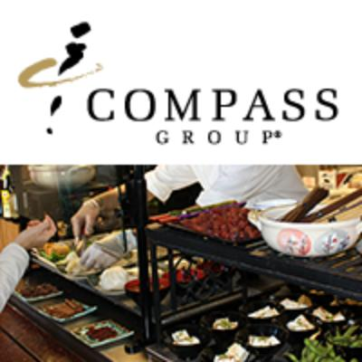 logotipo de la empresa Compass Group
