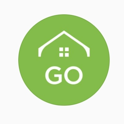 GO Mortgage logo