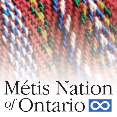Metis Nation of Ontario logo