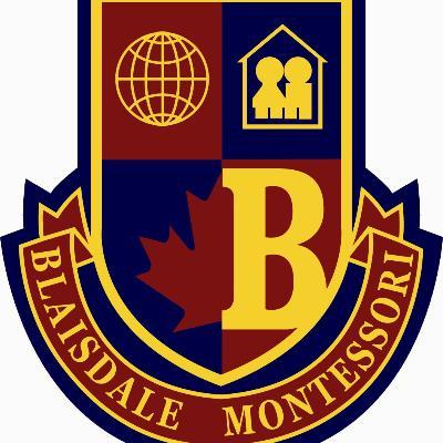 Logo Blaisdale Montessori School