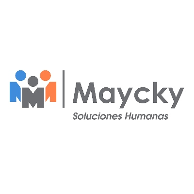 logotipo de la empresa Maycky Publicidad
