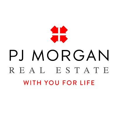 PJ Morgan Real Estate logo