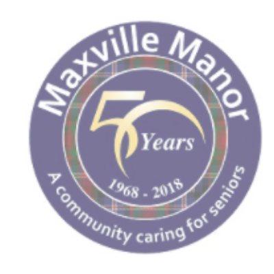 Maxville Manor logo