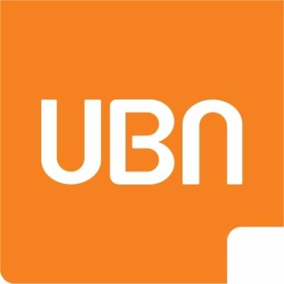Logo van UBN Uitzendbureau