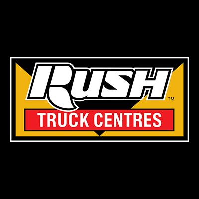 Logo Rush Truck Centres of Canada