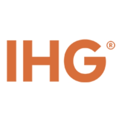 logotipo de la empresa InterContinental Hotels Group