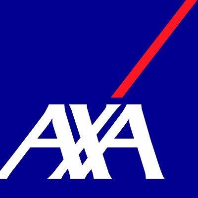 logotipo de la empresa AXA