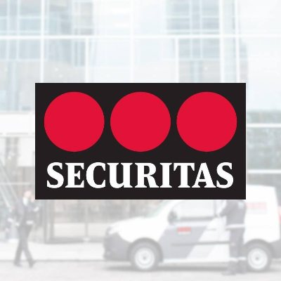 Logo van Securitas