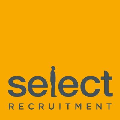 Select Recruitment logo