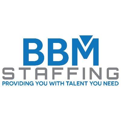 logotipo de la empresa BBM Staffing
