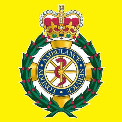 London Ambulance Service NHS Trust logo