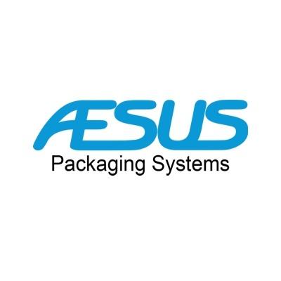 Aesus Packaging System inc. logo