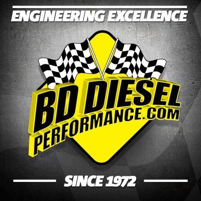 BD Diesel Performance logo