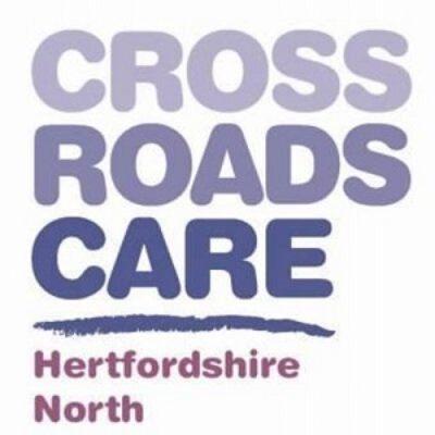 Crossroads Care Hertfordshire North logo