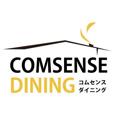 株式会社コムセンスダイニングのロゴ