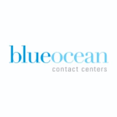 Blue Ocean Contact Centers logo