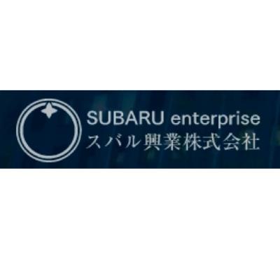 スバル興業株式会社のロゴ