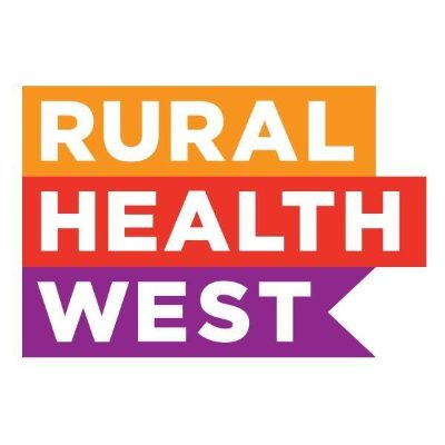 Rural Health West Recruitment logo