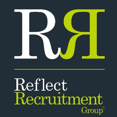 Reflect Recruitment Group logo