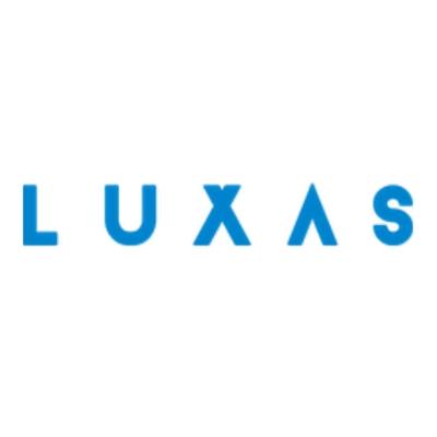 株式会社LUXASのロゴ